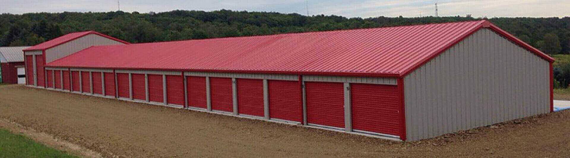 storage-building-red-metal-building