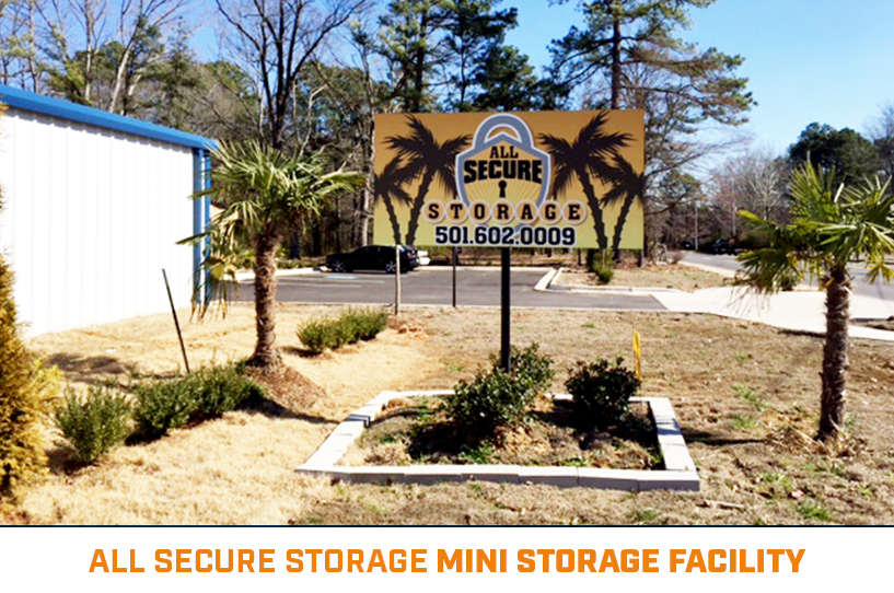 mini storage secure storage little rock