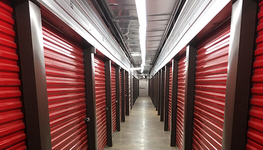Custom Designed Storage Buildings