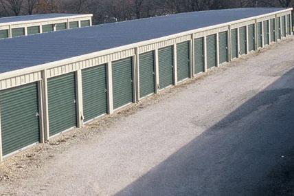 Mini Storage Buildings