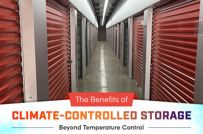 climate controlled storage buildings