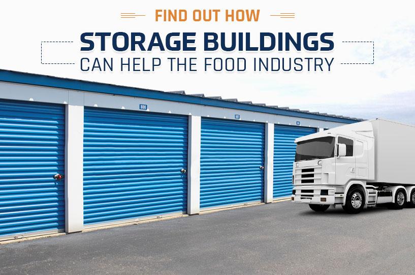 food industry storage building